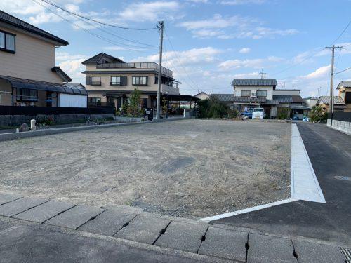 売地・藤枝市高柳2