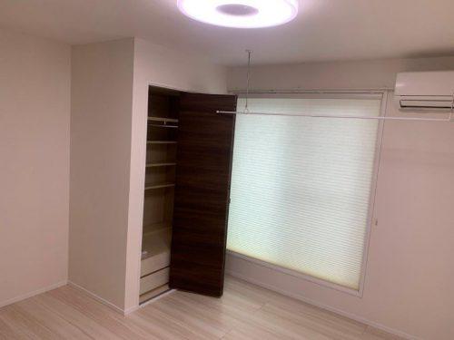 2階洋室1 収納(寝室)