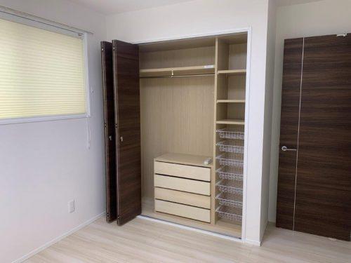 2階洋室3 収納(寝室)