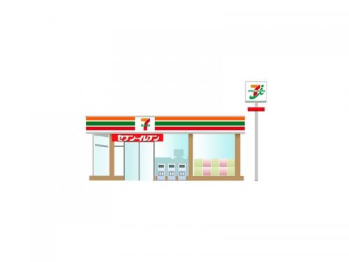 セブンイレブン島田阪本店(周辺)