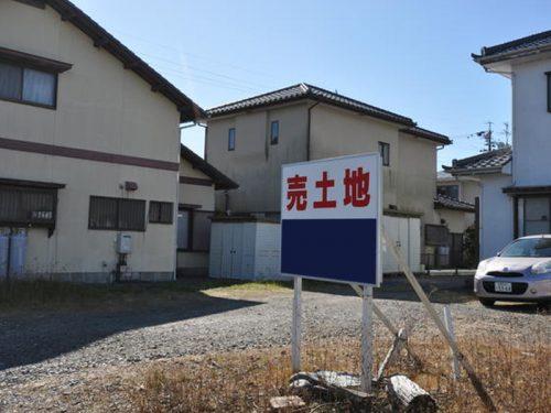 売地・島田市阪本(外観)